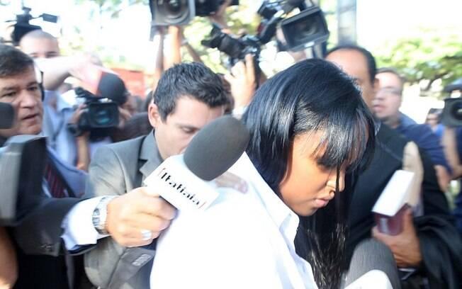 Ex-mulher de Bruno, Dayanne Rodrigues é acusada de sequestro e cárcere de Bruninho