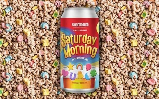 Cervejas bizarras: a Marshmallow IPA traz aos consumidores uma cerveja com sabor de cereal