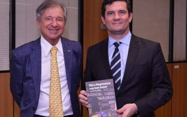 Vladimir Passos Freitas e Sergio Moro