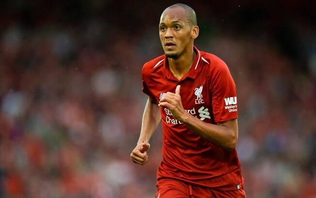 Fabinho é um dos destaques do Liverpool