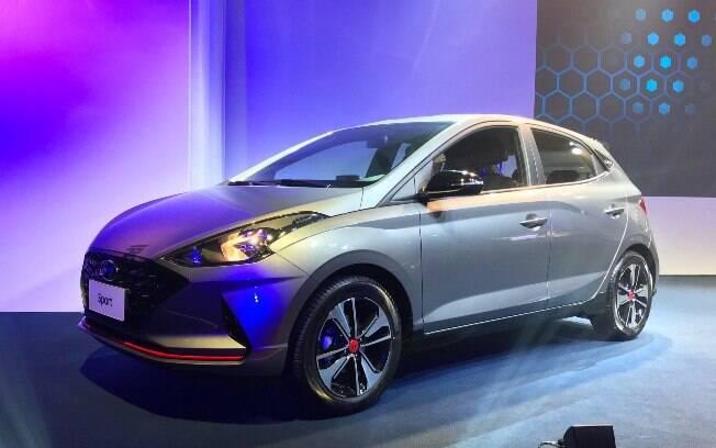 Hyundai HB20 Sport é um modelo urbano com ares esportivos, com a intenção de oferecer certa exclusividade