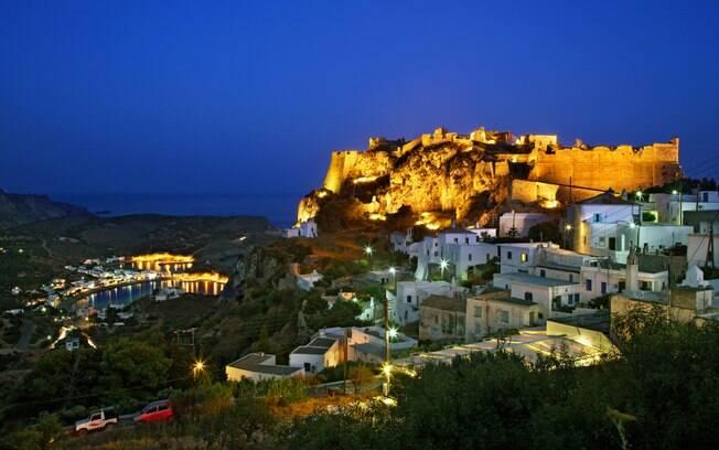 A ilha secreta de Kythira, localizada entre os mares Egeu e Jônico, é uma verdadeira surpresa para os turistas