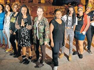 Gerações distintas do hip hop feminino