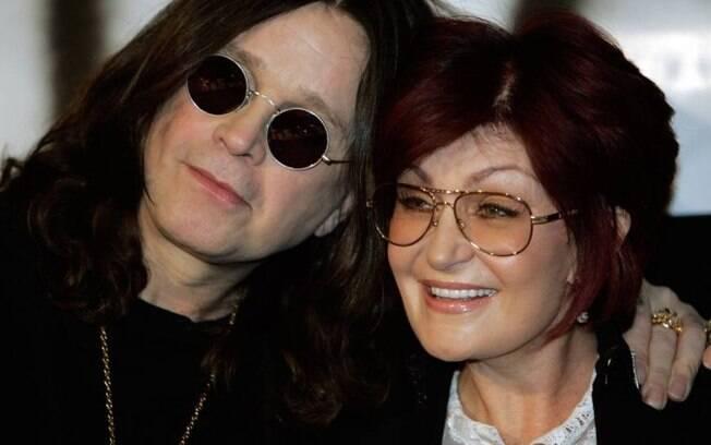 Famosos que perdoaram traição: Sharon Osbourne