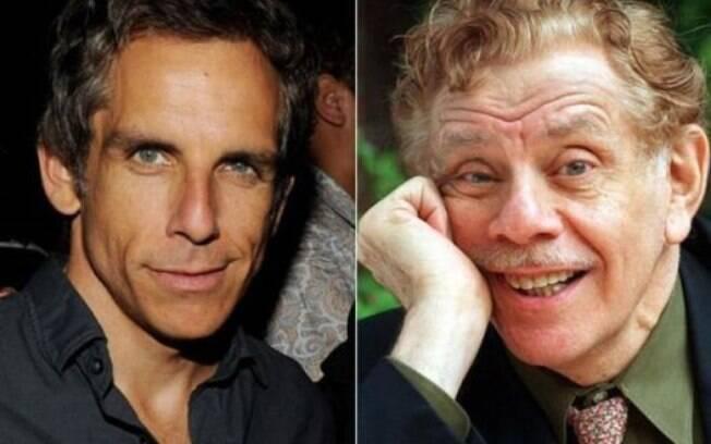 Ben Stiller anunciou nas redes sociais que o pai, Jerry Stiller, faleceu