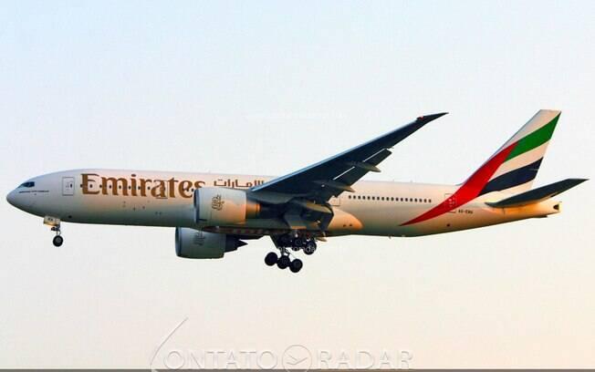 Emirates começa a vacinar funcionários