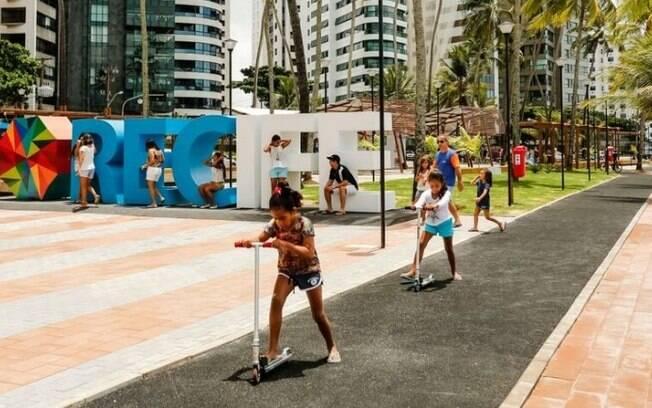 Em Recife, a chegada do Ano Novo será na orla de Boa Viagem com shows de artistas famosos e 14 atrações