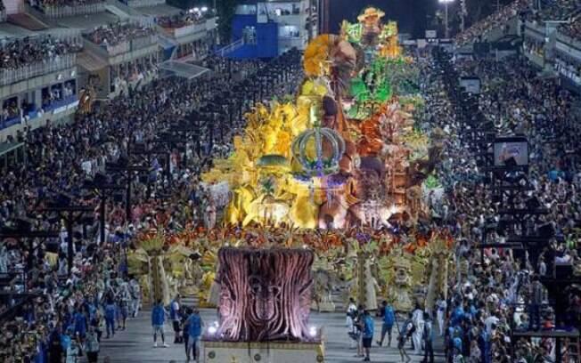 Império Serrano está de volta à elite do carnaval carioca