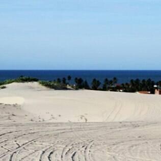 Os passeios de bugue são bastante procurados por turistas de Fortaleza