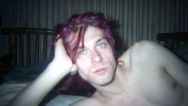 Filme sobre Kurt Cobain terá faixas e textos inéditos