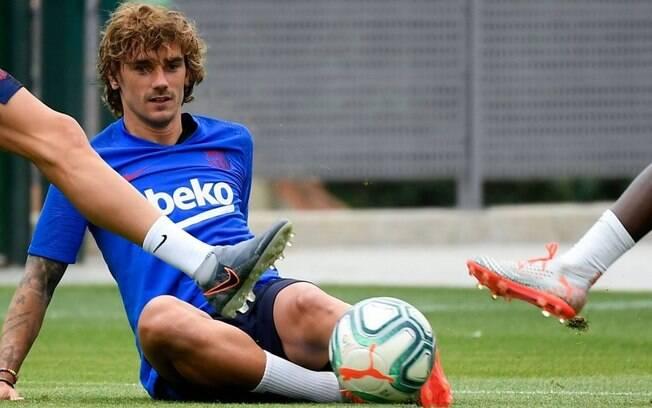 Antoine Griezmann agora é do Barcelona