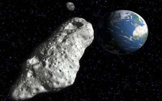 Asteroide foi descoberto há apenas um mês e tem o tamanho entre 53 metros e 120 metros