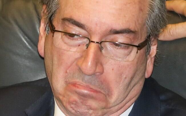 Apesar do cargo, Cunha não se importou em manter as aparências nem cultivou uma relação cordial com jornalistas e parlamentares. Foto: Lula Marques/Agência PT