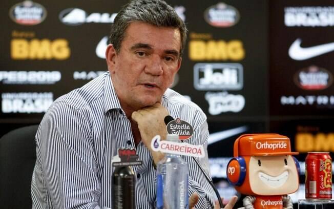 Andrés critica volta do público só no Rio e Corinthians ameaça não jogar