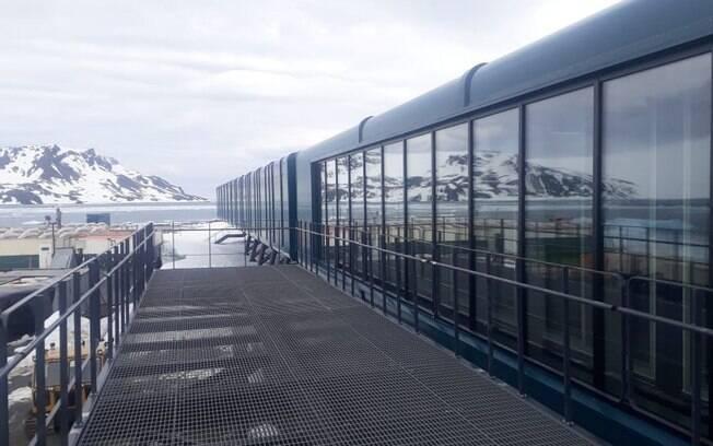 Estação Comandante Ferraz será uma das bases de pesquisa mais modernas da Antártica