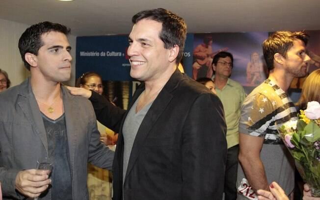 Daniel Boaventura, que vai estrelar novo musical, também conferiu a homenagem aos Beatles