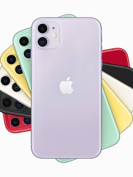 Apple lança três novos modelos de Iphone