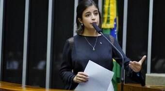 Tabata Amaral anuncia filiação ao PSB após impasse no PDT