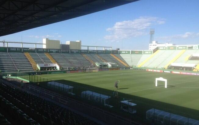 Arena Condá receberá velório para os jogadores e comissão técnica mortos no acidente