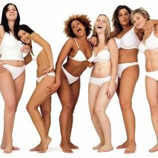 """A """"Campanha da Real Beleza"""", da Dove, usou mulheres comuns em vez de modelos para vender produtos de beleza"""