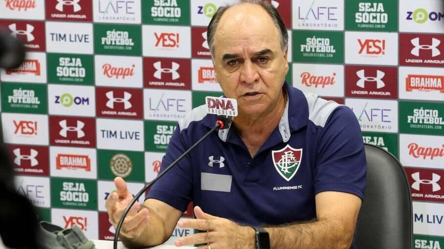 Fluminense chegou a um acordo na Justiça com o ex-técnico do clube, Marcelo Oliveira
