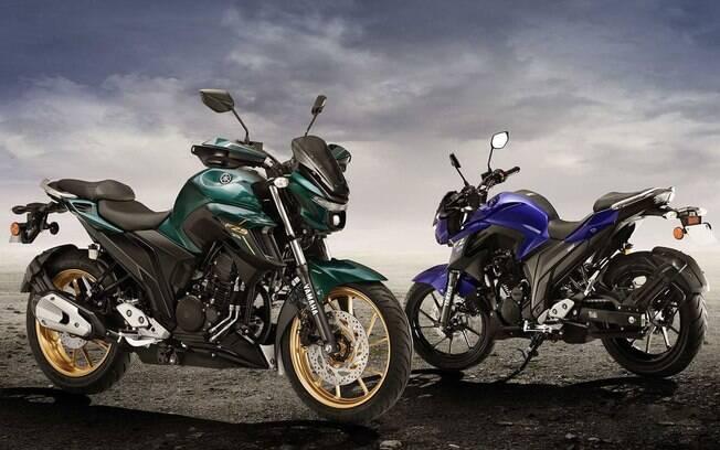 Yamaha Fazer 250 2021: Novo visual, novas cores e mais tecnologia. Com isso, vira resposta à altura da Honda CB Twister