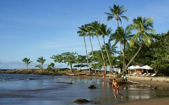 Itacaré, no sul da Bahia: vilarejo abrigou um importante porto durante o Ciclo do Cacau