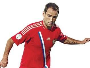O Craque Roman Shirokov Volante 32 anos- FC Krasnodar-RUS