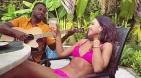 Mariana Rios posta vídeo ao lado de Thiaguinho e fãs 'shippam' o casal