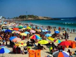 Preços altos dos alimentos e bebidas em pontos turísticos do Rio, especialmente em praias, são justificativa suficiente para levar o lanche de casa