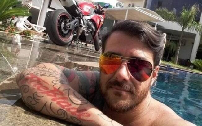 Breno Fernando Solon Borges, filho da desembargadora do MS Tânia de Freitas Borges, foi preso com 130 kg de maconha