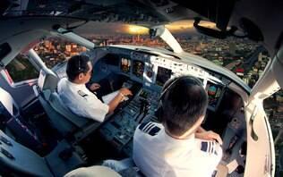 7 segredos que os pilotos de avião não compartilham com os passageiros
