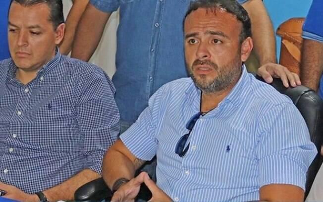 Juan Jordán, presidente do Blooming, falou sobre o episódio de racismo envolvendo a torcida do clube