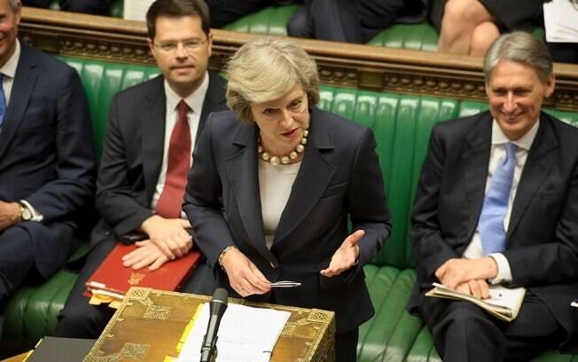 Ontem (12), o acordo do Brexit proposto pela primeira-ministra do Reino Unido, Theresa May, foi novamente rejeitado