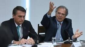 Bolsonaro diz que economia vai