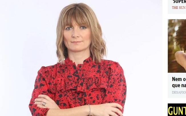 Claire conta como os sintomas da perimenopausa impactaram na sua vida