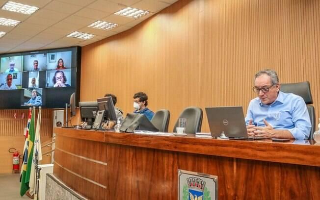 Comissão dos impactos econômicos da covid recebe representantes do esporte