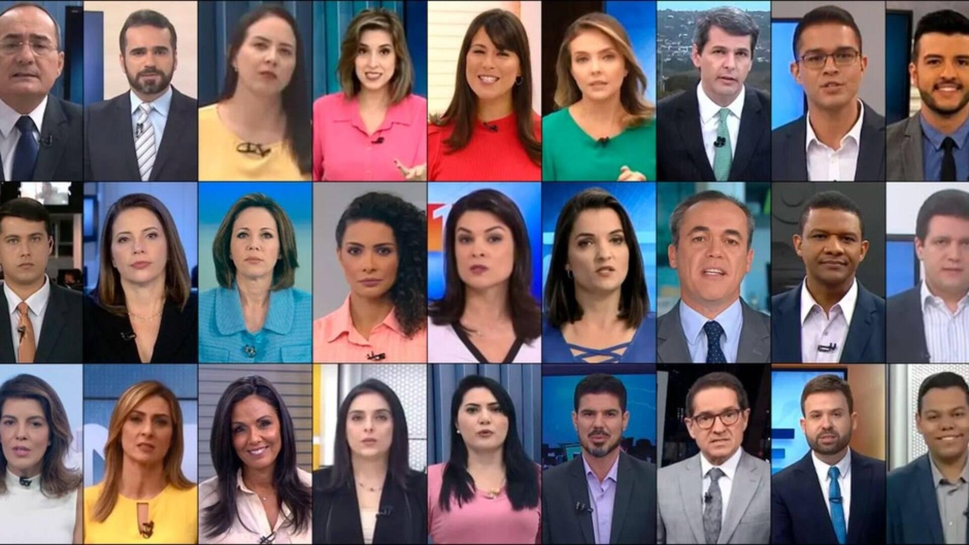 Conheça Todos Os Jornalistas Que Passarão Pelo Jornal