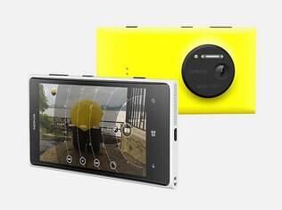 Sistema Windows Phone é bom, mas deixa Lumia 1020 menos atraente