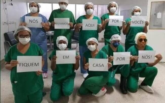 Ministério da Saúde comete gafe e publica meme de Ronaldinho