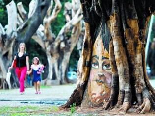Resistência. Movimento Fica Ficus é uma das causas apoiadas pelo grupo de pesquisa