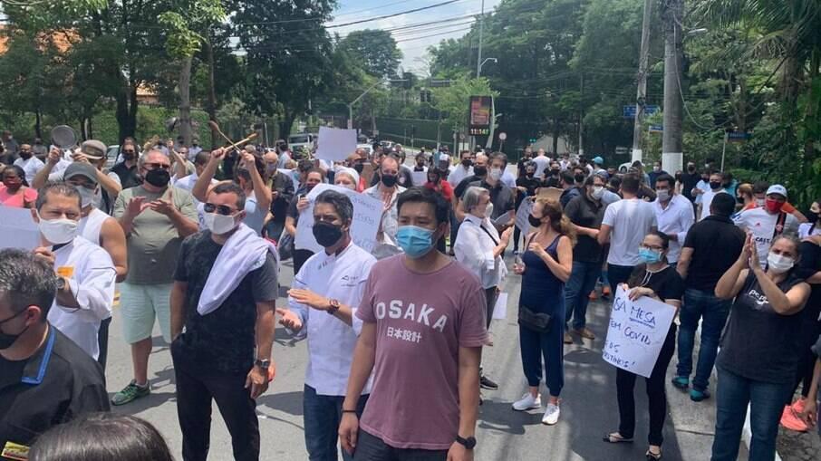 Protesto em SP nesta sexta-feira (22)