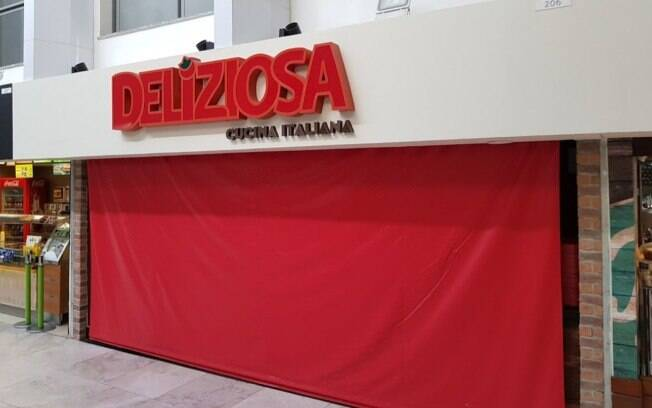 Procon Estadual encontrou 2 kg de mostarda vencidos no Deliziosa Cucina Italiana do Bossa Nova Mall