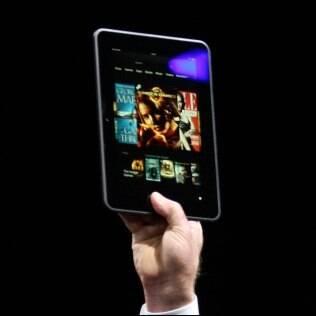 Kindle Fire HD de 8,9 polegadas terá versão também compatível com 4G/LTE