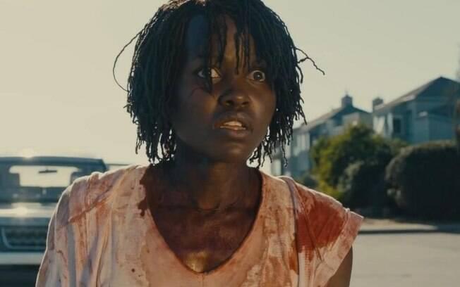 Lupita Nyong'o em cena de Nós