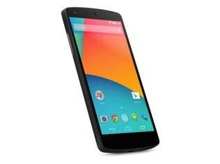 Fabricado pela LG, Nexus 5 é smartphone mais recente da linha Nexus
