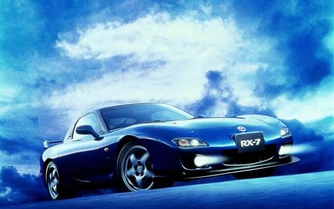 O Mazda RX-7 é um dos esportivos orientais mais emblemáticos de todos os tempos. Seu legado continuou no RX-8