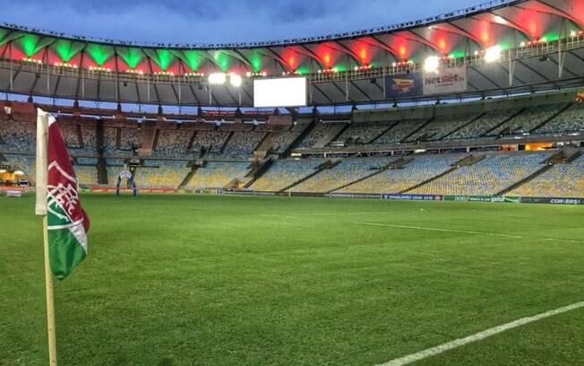 Hospital de Campanha do Maracanã teve duas mortes no dia da final da Taça Rio
