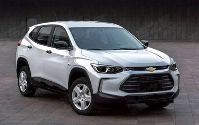 Chevrolet Tracker da nova geração aparece em imagem vazada antes da estreia, que deverá ser em 2020