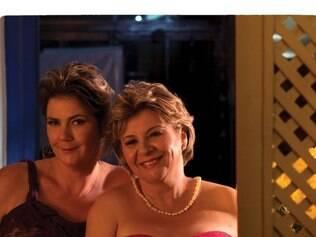 MATERIA GAROTAS DO CALENDARIO Mulheres fazem calendario sensual para ajudar instituicao de caridade . Samara , Silvana  FOTO : Alexandre Telles / Divulgacao